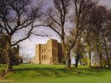 Kenilworth Castle, Warwickshire, England Photographic Print by David Hughes