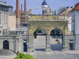 Prazdroj (Urquell) Brewery, Plzen, Czech Republic, Europe Photographic Print by Gavin Hellier