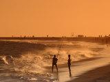 Santa Maria Beach, Sal, Cape Verde Islands, Atlantic, Africa Photographic Print by G Richardson