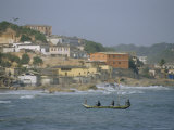 Cape Coast, Ghana, Africa Photographic Print by David Poole