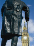 Big Ben, London, England Photographic Print by Lee Frost