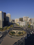 Namdaemun (South Gate), Seoul, South Korea, Korea, Asia Photographic Print by Charles Bowman