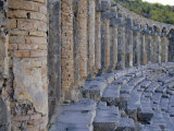 Roman Theater, Aspendos, Turkey, Eurasia Photographic Print by David Poole