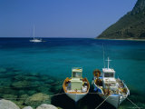 Fishing Boats, Kos, Sporadhes Islands, Greece, Europe Photographic Print by I Openers