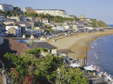 Ventnor, Isle of Wight, England, UK, Europe Photographic Print by Charles Bowman