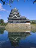 Matsumoto-Jo Castle, Matsumoto, Japan Photographic Print by David Poole