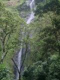 San Ramon Waterfall, Ometepe Island, Nicaragua, Central America Photographic Print by G Richardson