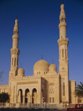 Jumeira Mosque, Dubai, United Arab Emirates, Middle East, Africa Photographic Print by Charles Bowman