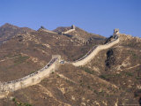 The Great Wall of China, China Photographic Print by R Richardson R Richardson