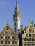 Ghent, Belgium Photographic Print by Charles Bowman