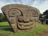 San Agustine Archaeological Park, Colombia, South America Photographic Print by Jane Sweeney