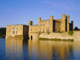 Leeds Castle, Near Maidstone, Kent, England Photographic Print by Charles Bowman