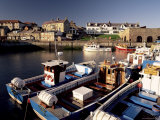 Seahouses, Northumberland, England, United Kingdom, Europe Photographic Print by Lee Frost