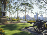 Perth from City Park, Western Australia, Australia Photographic Print by Charles Bowman