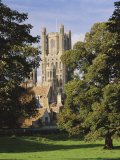 Ely Cathedral, Ely, Cambridgeshire, England, UK Photographic Print by Lee Frost