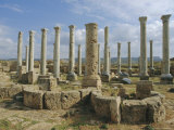 The Ancient Greek City of Appolonia, Libya, North Africa Photographic Print by Jane Sweeney