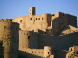 The Inner Citadel, Arg-E Bam, Bam, Iran, Middle East Photographic Print by David Poole