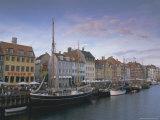 Nyhavn, Copenhagen, Denmark, Scandinavia, Europe Photographic Print by Charles Bowman