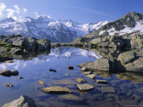 Gran Paradiso National Park, Near Valnontey Valley, Valle d'Aosta, Italy Photographic Print by Duncan Maxwell