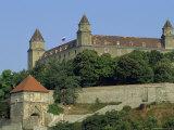 Castle, Bratislava, Slovakia, Europe Photographic Print by Upperhall Ltd