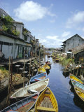 Pontianak, Kalimantan, Island of Borneo, Indonesia Photographic Print by Robin Hanbury-tenison
