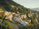 India, Himachal Pradesh, Simla, Hill Resort Favoured by the British Raj Photographic Print by Christopher Rennie