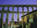 The Roman Aqueduct, Segovia, Castilla Y Leon, Spain, Europe Photographic Print by Ruth Tomlinson