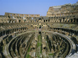 The Colosseum, Rome, Lazio, Italy, Europe Photographic Print by Julia Thorne