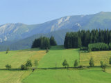 High Tatra Mountains, Near Zdiar, Slovakia, Europe Photographic Print by Upperhall Ltd