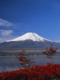 Mount Fuji, Honshu, Japan, Asia Photographic Print by Adina Tovy