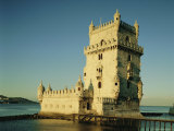 Belem Tower, Lisbon, Portugal Photographic Print by Adina Tovy