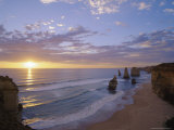 The Twelve Apostles, Great Ocean Road, Victoria, Australia Photographic Print by Hans Peter Merten