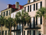 Early 19th Century Town Houses, Charleston, South Carolina, USA Photographic Print by Duncan Maxwell