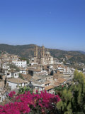 Santa Prisca Chuch and Town, Taxco, Central Mexico, Mexico, Central America Photographic Print by Adina Tovy