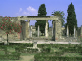 Casa Di Fauna, Ruins of Pompeii, Unesco World Heritage Site, Campania, Italy, Europe Photographic Print by Julia Thorne