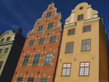 17th Century Houses in Stor Torget (Stor Square), Old Town, Stockholm, Sweden, Scandinavia, Europe Photographic Print by Duncan Maxwell