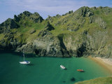 The South Coast, Near Prawle Point, Devon, England, UK, Europe Photographic Print by Duncan Maxwell