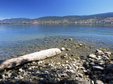 West Shore of Okanagan Lake, Near Penticton, British Columbia (B.C.), Canada, North America Photographic Print by Ruth Tomlinson