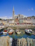 The Port of Cork City, Ireland Photographic Print by Adina Tovy