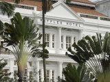 Raffles Hotel, Singapore, South East Asia Photographic Print by Amanda Hall
