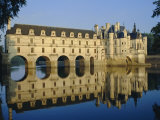 Chateau Chenonceau, Loire Valley, Centre, France, Europe Photographic Print by Adina Tovy