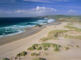 Beach, Sandwood Bay, Highland Region, Scotland, UK, Europe Photographic Print by Duncan Maxwell