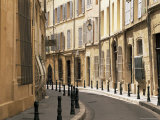 Rue Des Epinaux, Aix-En-Provence, Bouches-Du-Rhone, Provence, France, Europe Photographic Print by Ruth Tomlinson