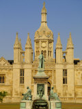 Kings College from Back, Cambridge, Cambridgeshire, England, UK, Europe Photographic Print by Steve Bavister