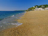 The Village Beach, Torcross, South Devon, England, UK Photographic Print by Duncan Maxwell