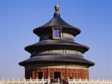 Temple of Heaven, Beijing, China Photographic Print by Adina Tovy