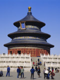 The Temple of Heaven, Beijing, China Photographic Print by Adina Tovy