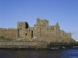 Peel Castle, Isle of Man, UK Photographic Print by Adina Tovy