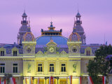 The Casino, West Front, Monte Carlo, Monaco, Europe Photographic Print by Ruth Tomlinson