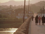 Ponte Do Lima, Limia River, Minho District, Portugal, Europe Photographic Print by Duncan Maxwell